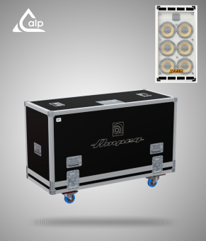 Flight case pour ampli MARK BASS Classic 108 Casa