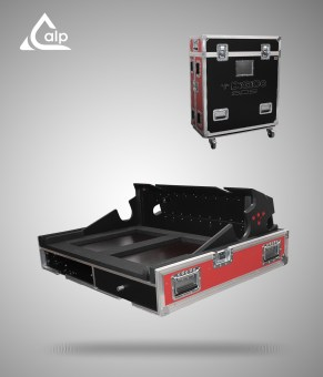 Flight case pour console DIGICO SD 9 version touring