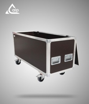 Flight case type malle de transport renforcé Speedy Box 1000/ 400