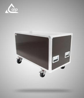 Flight case type malle de transport renforcé Speedy Box 1400/ 600