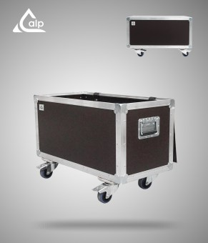Flight case type malle de transport Speedy box 800/ 400