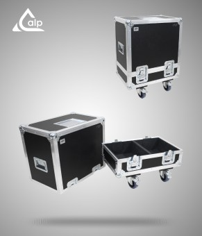 Flight case pour un Y SUB D&B version touring