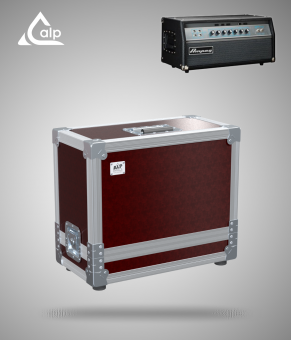 Flight case pour ampli AMPEG SVT VR/ SVT CL