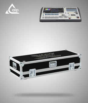 Flight case pour console Avolites Tiger Touch 2