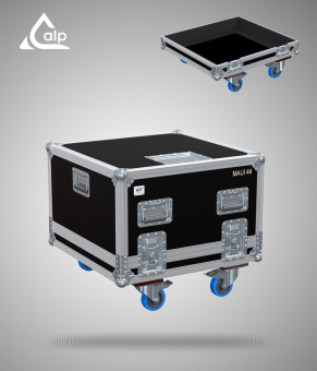 Flight case pour 1 SUB LD Systems MAUI 44 version touring