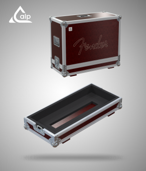 Flight case pour ampli FENDER  Blues Junior IV