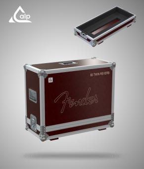 Flight case pour ampli FENDER 65 SUPER REVERB