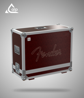 Flight case pour ampli FENDER Super-Sonic 22 Combo