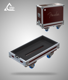 Flight case pour ampli FENDER 65 Deluxe Reverb