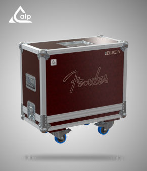 Flight case pour ampli FENDER Hot Road Deluxe IV