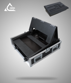 Flight case pour console INFINITY Chimp 100 / tiroir  Fly case for INFINITY Chimp 100/ drawer