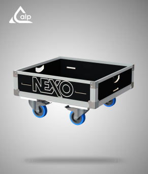 Skate sanglable pour stack de SUB IDS 110 NEXO version touring