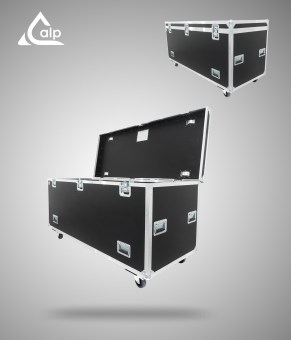ALP Flight-cases bags and covers
