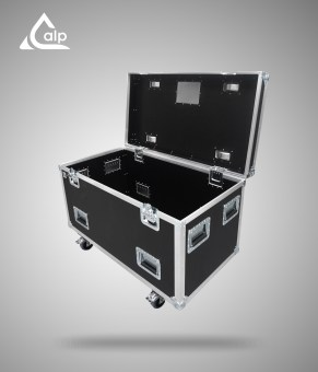 Malle de transport ALP flight cases ST 1000