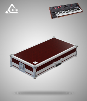 Flight case pour clavier Dave Smith Pro­phet REV2-16 version standard