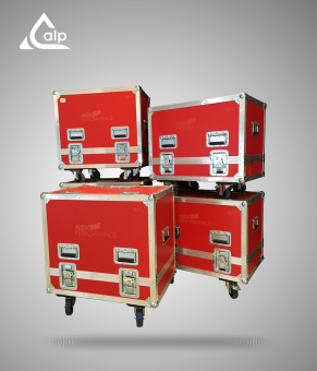 Flight case pour 2 enceintes AUDIO PERFORMANCE MX12