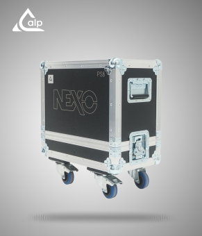 Flight case pour 2 X PS 8 NEXO R2
