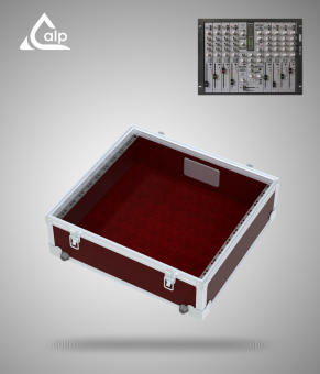 Flight case pour table de mixage AMIX RMC 85