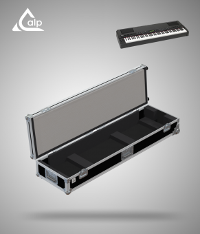 Flight case pour clavier YAMAHA CP 300 version touring Fly case for keyboard  YAMAHA CP 300