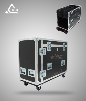 Flight case MDG ATMe version touring  Fly case for MDG ATMe