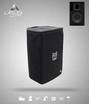 Housse de protection type cover pour enceinte MARTIN AUDIO Blackline X12 Cover for speaker MARTIN AUDIO Blackline X12