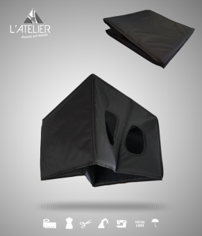 Housse de protection type cover pour enceinte L-Acoustics SB118 Cover for SUB L-Acoustics SB118