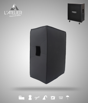 Housse de protection pour Baffle Mesa Boogie Rectifier 4x12 Standard Cover for Mesa Boogie Rectifier 4x12 Standard