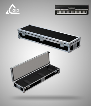 Flight case pour clavier YAMAHA CP 1 version touring Fly case for keyboard  YAMAHA CP 1