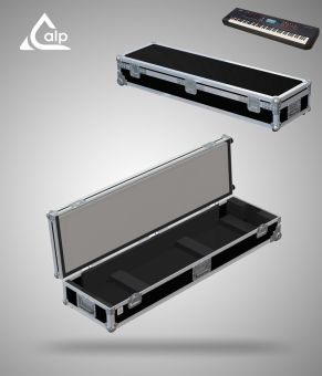 Flight case pour clavier YAMAHA MONTAGE 8 version touring Fly case for keyboard  YAMAHA MONTAGE 8
