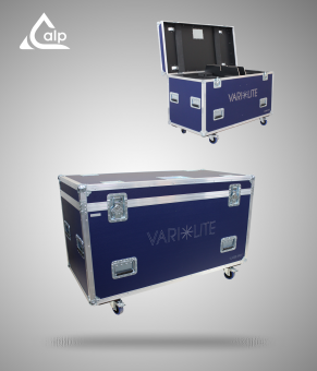 Flight case pour 2 automatiques VARI LITE VL 4000 spot version touring Fly case for 2 VARI LITE VL 4000 spot